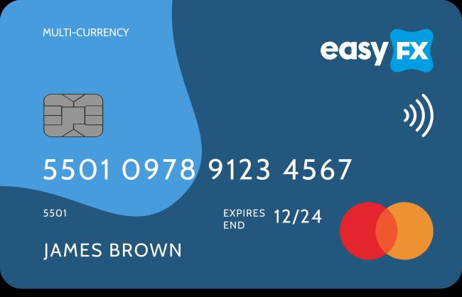 Easyfx Card