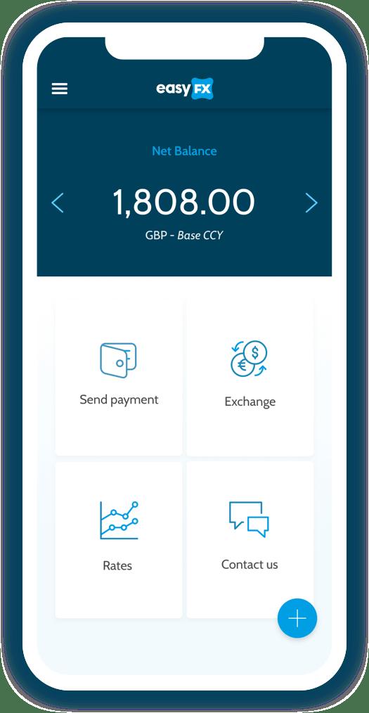 prepaid currency card  easyfx